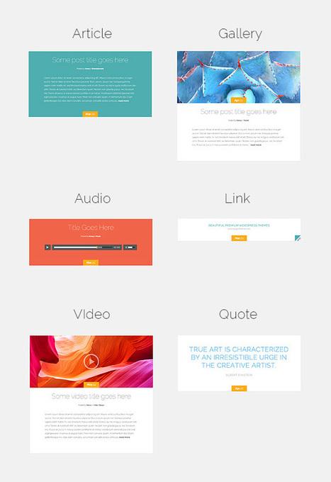 Meet Serene – A Graceful & Free Blogging Theme With Post Format Support | Elegant Themes Blog | Servicios de Internet | Scoop.it