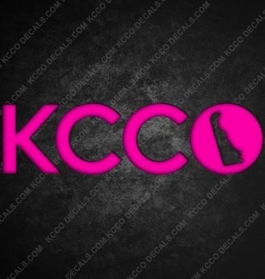 #Deleware #KCCO Sticker - KCCOdecals.com | KCCO | Scoop.it