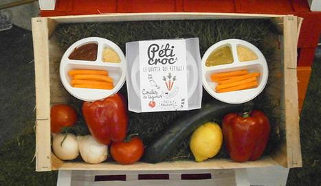 Les recettes de fruits et légumes de demain | Innovation agroalimentaire | Scoop.it