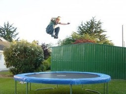 A few fun facts & tips to know about trampolines | Got Jump ... | Outdoor Play Equipment Australia | Scoop.it