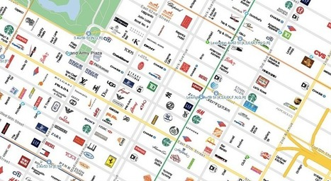Personalized smartphone map shows users their favorite places | Tourism Social Media | Scoop.it