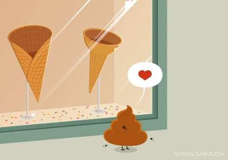 Le food rire du lundi : les illustrations pleines d'humour de Salim Zerrouki (Ta7richa) - Communication (Agro)alimentaire | Communication Agroalimentaire | Scoop.it