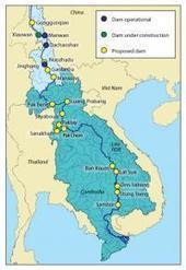 Mekong river dilemma - Nicholas Newman | energy journalist | Scoop.it