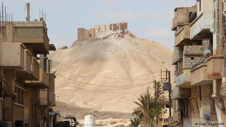 Syria's Palmyra can be restored in five years, says antiquities chief | News | DW.COM | 28.03.2016 | Bibliothèque des sciences de l'Antiquité | Scoop.it