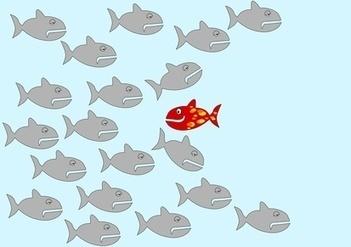 Imposez votre blog avec les articles à contre-courant | Be Marketing 3.0 | Scoop.it