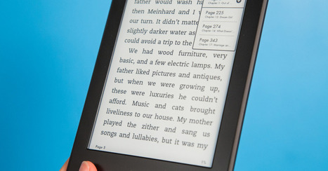 Amazon Paperwhite Is the Best Digital Reading Experience Money Can Buy - Mashable | Library | Scoop.it
