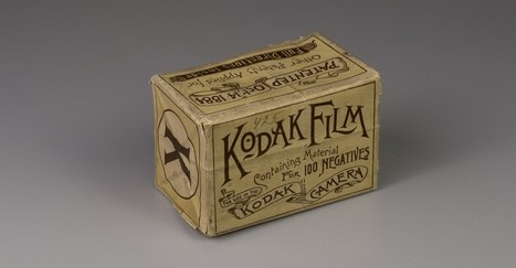 The Last Known Roll of Kodak Film From 1888 | Outbreaks of Futurity | Scoop.it
