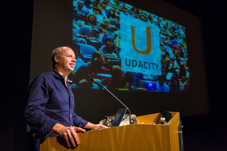 Udacity's Sebastian Thrun: How Nanodegrees can democratize tech education | Learning Happens Everywhere! | Scoop.it