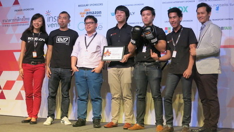 GIZTIX named winner of Echelon Thailand Startup LaunchPad | Thailand Startup Review | Scoop.it