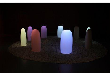 Mariko Mori : Transcircle 1.1 | Art Installations, Sculpture, Contemporary Art | Scoop.it