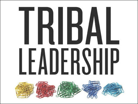 The Art of Tribal Leadership | Integral Life | Integral perspective (& approach) | Scoop.it