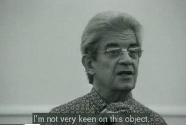 Jacques Lacan Speaks; Zizek Provides Free Cliffs Notes   Archivance - Miscellanées   Scoop.it