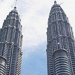 Petronas Towers by Cesar Pelli at GreatBuildings | Sense of Connection | Scoop.it