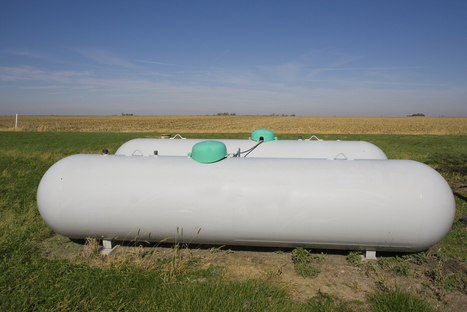 Should My Propane Tank Be Above or Below Ground? - Gastec Online | Propane Company in Montgomery County PA | Scoop.it