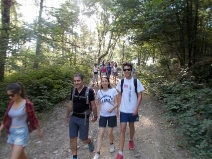 Le Festival de randonnée sur les chemins d'un nouveau succès | L'info tourisme en Aveyron | Scoop.it