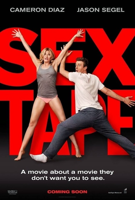 Movie Preview: SEX TAPE Cameron Diaz And Jason Are In A Search To Figure Out How To Undo The Mess, So They Make A Sex Tape. | Hollywood | Scoop.it