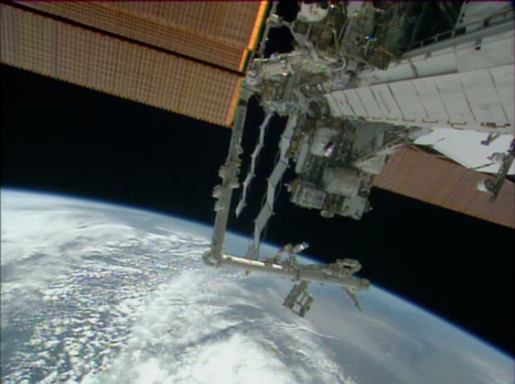 Robotic Servicing Demonstrations Continue on Space Station | New Space | Scoop.it