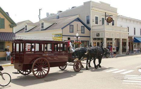 Rencontre avec une ville américaine où les voitures sont interdites depuis 1898   Economie Responsable et Consommation Collaborative   Scoop.it