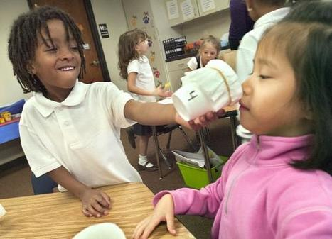 New Charter School Teaches Young Kids to Wonder | Curious Minds | Scoop.it