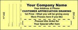 Boosting Customer Loyalty with Raffle Tickets - | Fundraising Tips | Scoop.it