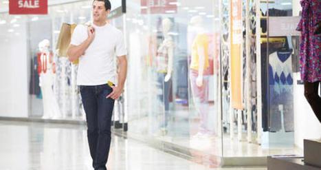 Le prêt-à-porter masculin, héraut de la transformation digitale des magasins ? | Digitalisation du point de vente | Scoop.it