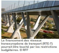 Financement européen des infrastructures : un budget de rigueur en vue | Artimon Transports | Scoop.it