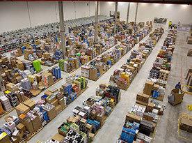 La grande distribution et le e-commerce soutiennent le marché des grands entrepôts en France | les jeunes et l entreprise ! | Scoop.it