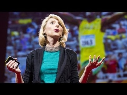 Amy Cuddy TED talk: Lesson Plan | TELT | Scoop.it