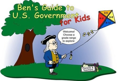 Ben's Guide to U.S. Government for Kids | People of Virginia: Government and Community (S.O.L. 2.12) | Scoop.it