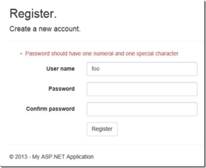 Implementing custom password policy using ASP.NET Identity - .NET Web Development and Tools Blog - Site Home - MSDN Blogs | Web Development | Scoop.it