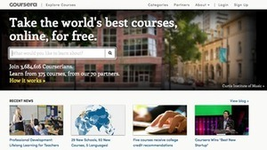 Coursera nabs Facebook, Netflix execs amid revenue push - Silicon Valley Business Journal | iEduc | Scoop.it