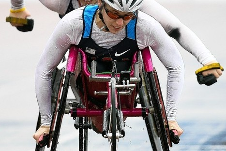 Paralympic Gold Lures Sponsors - Wall Street Journal   Sports Management: Oyler, T   Scoop.it