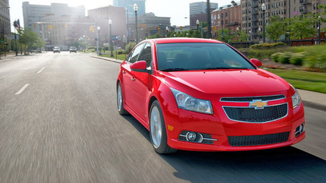 2014 Chevrolet Cruze latest car more fuel efficient | MyCarzilla | Super cars News | Scoop.it