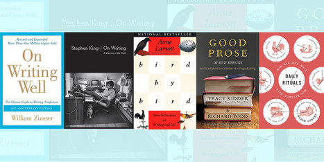 5 Books Every Writer Should Read | Personal Development, Self Improvement & Capacity Building | Scoop.it