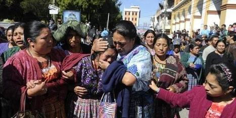 Guatemala: After massacre, real dialogue must follow investigation ... | Contemplative Dialogue | Scoop.it