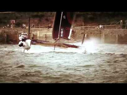 Wonderful teaser video Countdown to America's Cup World Series Naples! | America's Cup-2013_AC34 | Scoop.it