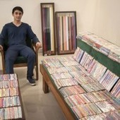 Indian Teenager has the World's Biggest Collection of Pencils | Digital-News on Scoop.it today | Scoop.it