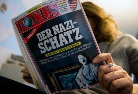 Allemagne: découverte d'œuvres d'art volées aux juifs, au milieu d ... - LaDépêche.fr | Histoire des arts 3e | Scoop.it