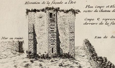 Le Havre Découvrez l'ancien château fort de Graville, au Havre | Revue de Web par ClC | Scoop.it