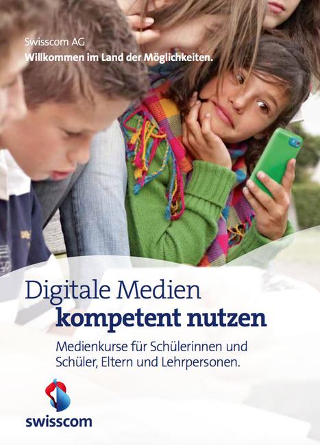 Digitale Medien<br/>kompetent nutzen | Lehrplan 21 &ndash; News | Scoop.it