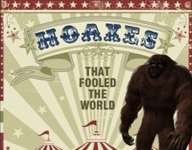 10 of History's Greatest Hoaxes | BestInfographics.co | ESOL Mix | Scoop.it