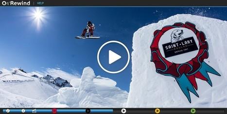 On Rewind : Une nouvelle plateforme pour regarder en replay les Events Ici : La Poney Session 2015   Sports-Extremes.net   SAINT LARY   Scoop.it