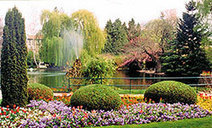 JARDIN HENRI-VINAY AU PUY-EN-VELAY, HAUTE-LOIRE, AUVERGNE | Le Tourisme en Haute-Loire | Scoop.it