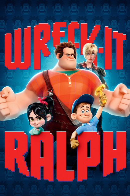 Wreck-It Ralph | Popular Movies | Scoop.it