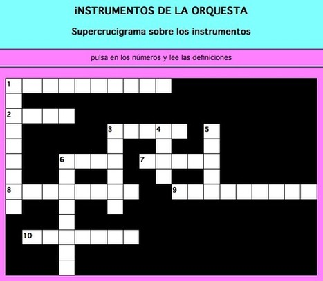 Orquesta y Grupos Instrumentales | Educación y Música | Scoop.it