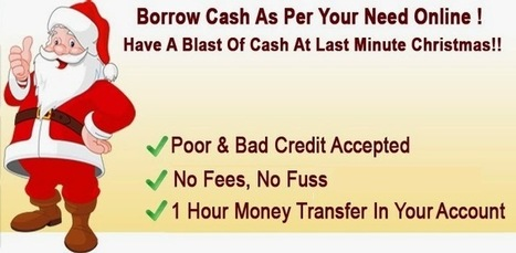 Monthly Payday Loans- Obtain Helpful Finances In An Efficient Manner | Short Term Loans | Scoop.it