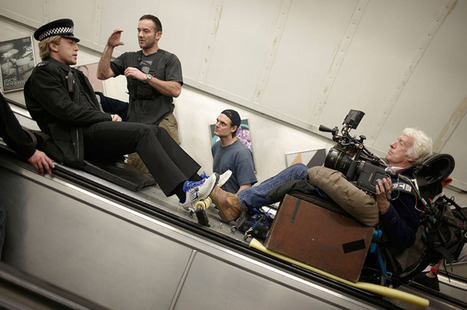 10 Tips from Master Cinematographer Roger Deakins | CINE DIGITAL  ...TIPS, TECNOLOGIA & EQUIPO, CINEMA, CAMERAS | Scoop.it