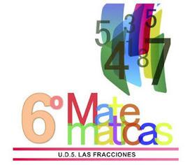 Recursos Educativos: Unidad didáctica digital 6º Matemáticas: Las ...   Blogs educativos generalistas   Scoop.it
