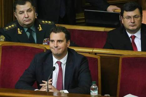 Corruption Currents: Ukraine Minister Quits in Protest Against Graft | Global Corruption | Scoop.it