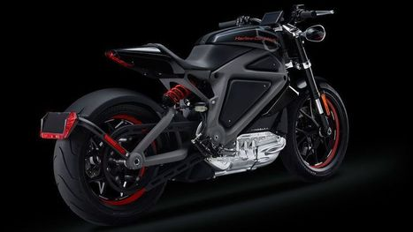 Harley-Davidson unveils first electric motorcycle | Xposing e-commerce, fashion & unique items. | Scoop.it